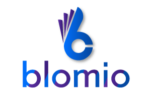 Blomio logo