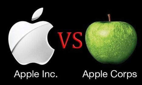 Apple Corps vs Apple Inc.