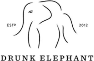 drunk elephant logo