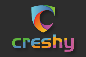 creshy logo
