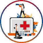 health service company name ideas