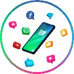 social media website name ideas