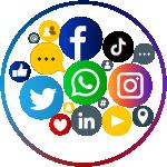 username for social media business